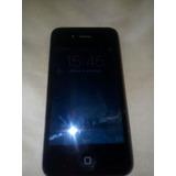 Iphone 4 Con Detalle Boton Home.
