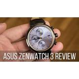 Reloj Inteligente Zenwatch 3 Con Android Wear 2. Google Ass