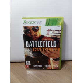 Battlefield Hardline Original Xbox 360 Seminovo