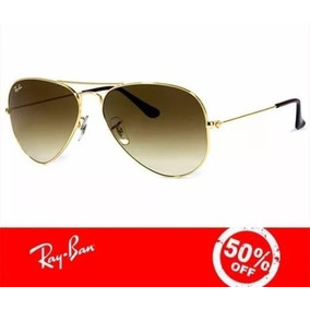 Oficial Ray Ban Aviator Rb-302 De Sol Outras Marcas - Óculos no ... 0c9958d7cb