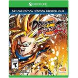 Videojuego Xbox One Dragon Ball Fighterz
