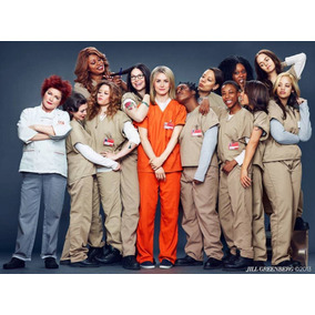 5 Posteres Orange Is The New Black Tamanho A3 0463525