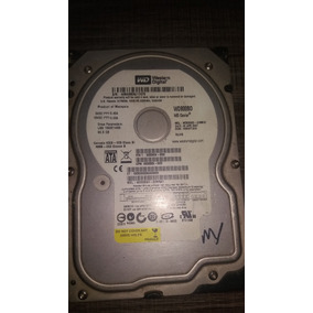 Hd Pc 80 Gb Western Digital