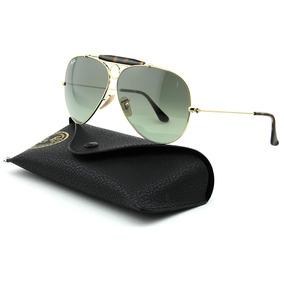 64e7a4218a5 Ray Ban 3138 Shooter - Óculos no Mercado Livre Brasil