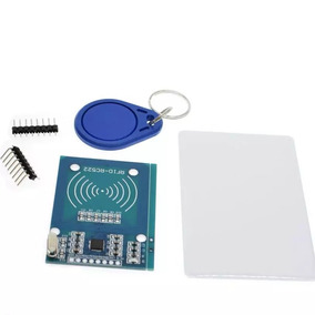 Kit Leitor Rfid Rc522 + Cartão + Tag Mifare 13,56mhz Arduino