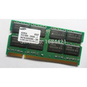 Memoria Ddr 512mb 200 Pin Pc2100 Para Lapto Vit