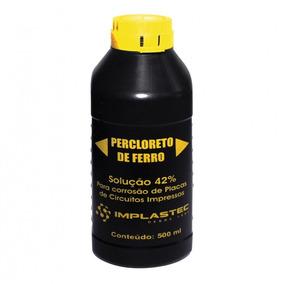 Percloreto Liquido Implastec 500ml