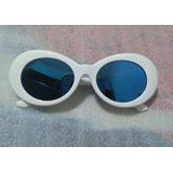 06278ed518963 Óculos Kurt Cobain - Branco+lente Espelhada Pronta Entrega !