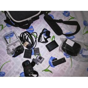 Câmera Gopro Hero3+ Black Original + Cartão