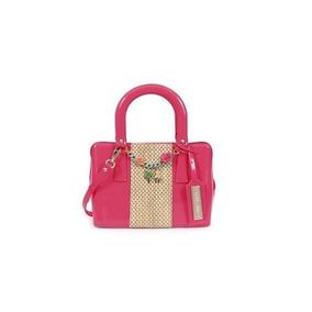 Bolsa Feminia Petite Jolie Mini Bag Pj2714 Pvc Verniz Cores