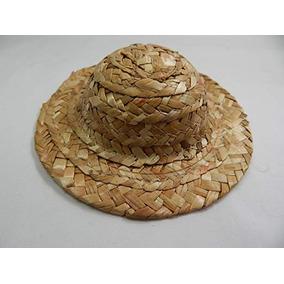 Sombrero Miniatura 5 Sombreros De Paja De Mimbre   Z152 Par 606b5d3d16c