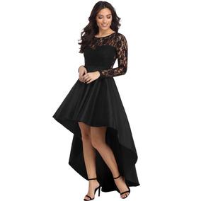 632f1b9d2 Vestido De Fiesta Cola De Pato Vestidos Xv Largos Mujer - Vestidos ...