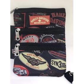 Bolsa Harley Davidson Estilo Vintage