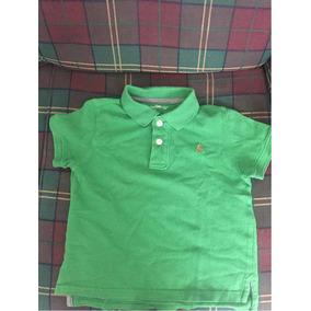 Camisa Tipo Polo Gap Talla 3 Años
