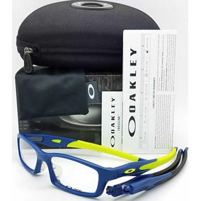 0a330655f1f Lentes Oakley Crosslink Ox 8029-1353 53mm Originales En Caja
