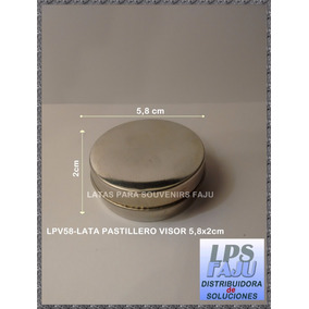 Lata Pastillero Ideal Souvenirs Infantiles Comunion