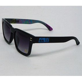 52b9a16af0286 Oculos Quiksilver The Ferris Black And Blue De Sol - Óculos no ...