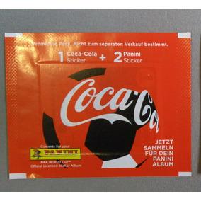 Envelope Copa 2018 Importado Coca-cola Austria