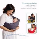 Wawita Portabebé Original Variedad De Colores Resistente