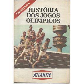História Dos Jogos Olímpicos Nº 02 - Atlantic - Ed. Bloch