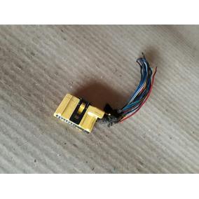 Plug Chicote Original Computador De Bordo Ômega 1992a1998