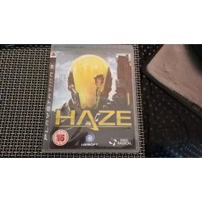 Haze Playstation 3 - Jogo Semi Novo Midia Fisica - Completo