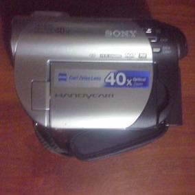 Camara Fotografica Y Filmadora Handycam Sony Dcr610 Zoom 40