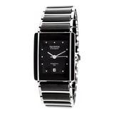 Relógio Feminino Technos Cerâmica Safira 1n12acpai/1p Preto