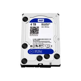 Disco Rigido 4tb Blue Wd Western Digital 64mb Sata 3 Mg