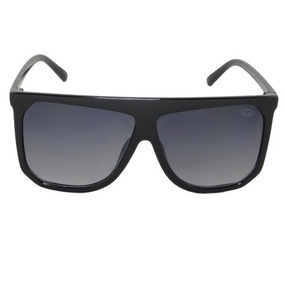 a87e7d8906654 Óculos De Sol Retrô Preto Geror 02585 Desconto 30%