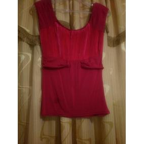 9e456e195f491 Blusa Negra Con Cuerina Abajo - Blusas de Mujer en Mercado Libre ...