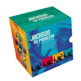 Jackson Do Pandeiro - O Rei Do Ritmo - Box Com 15 Cds