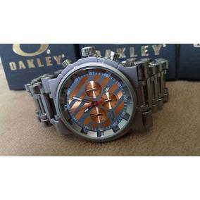 5a5f28e7d30 Relogio Oakley Hollow Point Masculino - Relógio Oakley Masculino no ...