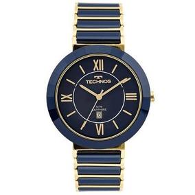 f8a5af649a2 Relogio De Ceramica Azul Feminino - Relógios De Pulso no Mercado ...