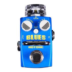 Pedal Hotone Overdrive Analogico Blues Sod2 (nfa3692)
