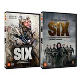 Série Six - Esquadrão Antiterrorista 1ª E 2ª Temporadas