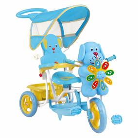 Triciclo Azul Catavento - Homeplay