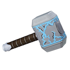 Martillo De Thor Ragnarok Sonido Estruendo Vibra B9975