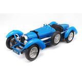 Bugatti 1959. Carro Colección Modelo Escala 1/18