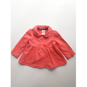 Sudadera Tipo Abrigo Para Bebé 6 Meses, Carters 1486