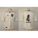 Camisa Botafogo Penalty 4 Hyundai Escudo Invertido Xl 12. - Camisa ... aede36deefb92