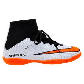 Chuteira Futsal Cano Alto Adidas - Chuteiras para Futsal Laranja no ... 250c588e5e9de