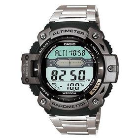 1b4a9ef8be4c Reloj Swiss Sport Negro Relojes Casio - Relojes Pulsera Masculinos ...
