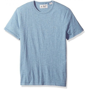 Original Penguin Playera Shirt Azul Talla M Nueva