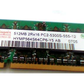 Memoria Para Lapto De 512mb