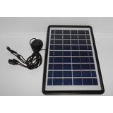 Panel Solar 5 W Watt 9 Voltios Energía Solar