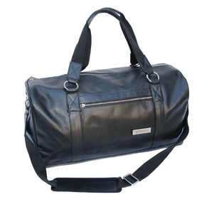 Bolso De Cuero Scania Selection Bolsillos Laterales