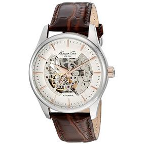 Reloj Kenneth Cole New York Acero Piel Hombre 10027198