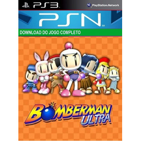 bomberman ultra para ps3 completo