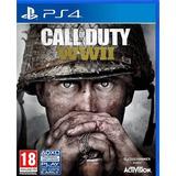 Call Of Duty Ww2 + Plus 12 Meses ¡más Que Una Oferta! Ps4